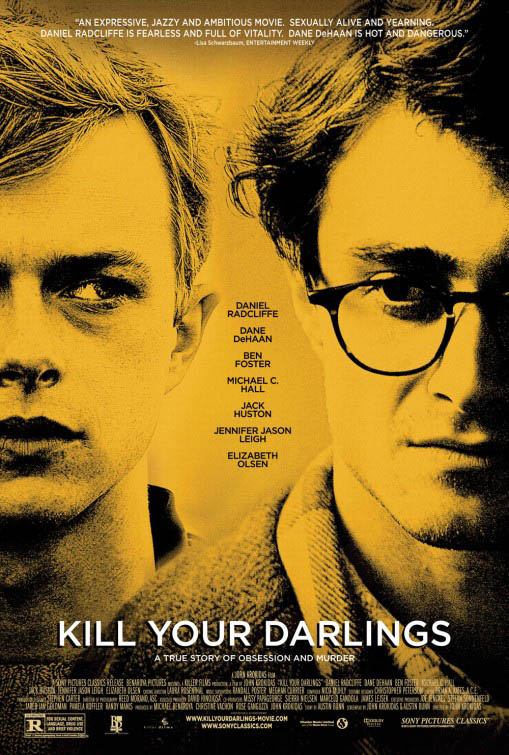 Kill Your Darlings Large Poster