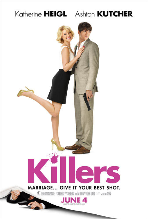 Killers (2010) Large Poster