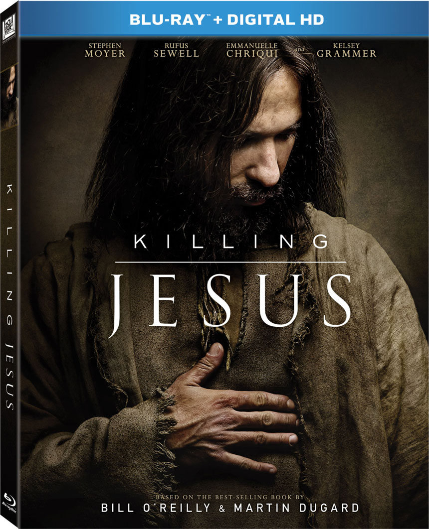 Killing Jesus Large Poster
