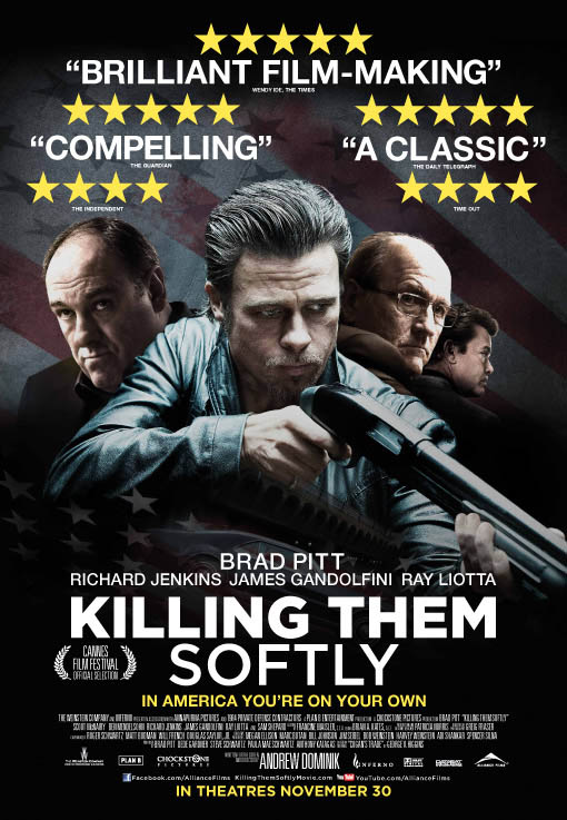 Killing Them Softly Large Poster