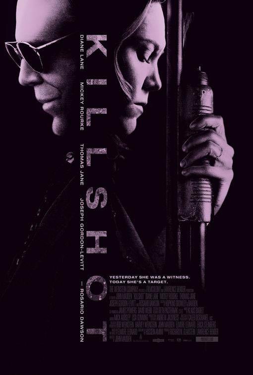 Killshot Large Poster