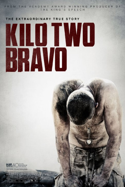 Kilo Two Bravo Large Poster