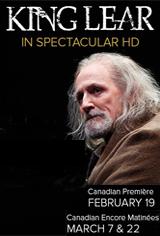 King Lear (Stratford Festival) Movie Poster