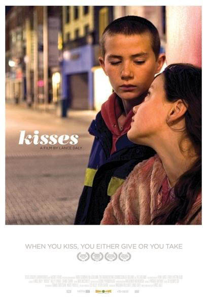 Kisses Large Poster