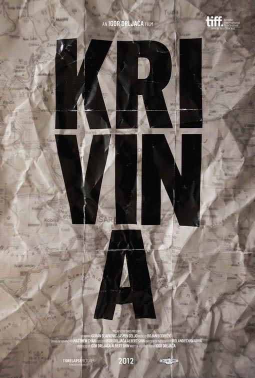 Krivina Large Poster