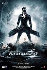 Krrish 3 Movie Poster