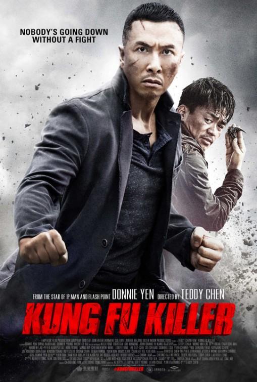 Kung Fu Killer Large Poster