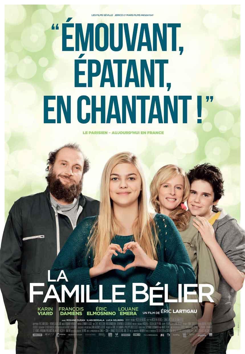 The Bélier Family Large Poster