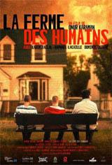 La ferme des humains Movie Poster