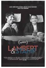 Lambert & Stamp Movie Poster