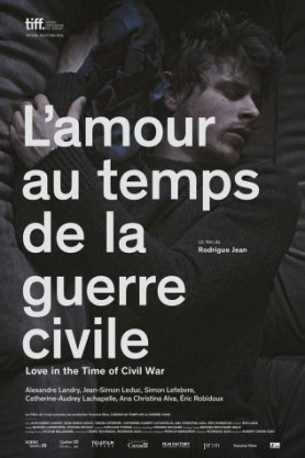 Love in the Time of Civil War Large Poster