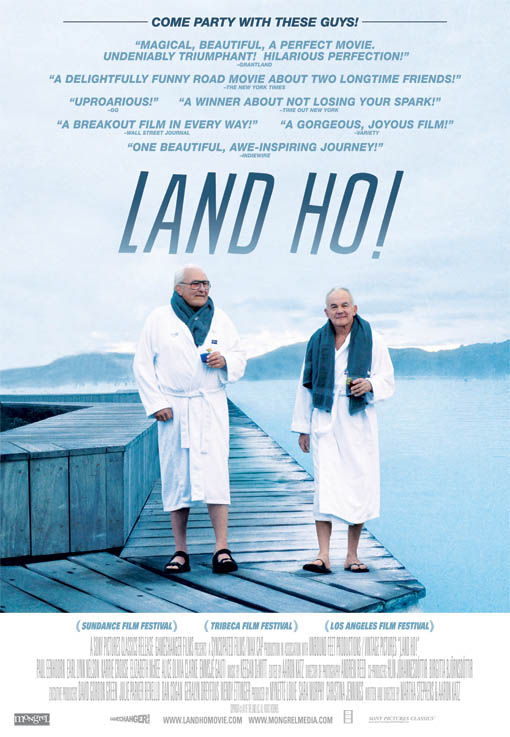Land Ho! Large Poster