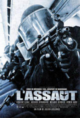 The Assault Movie Poster