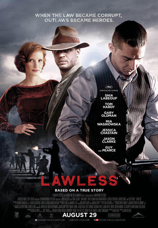 Lawless Large Poster