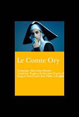 The Metropolitan Opera: Le Comte Ory Movie Poster