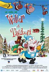 Walter's Christmas Movie Poster
