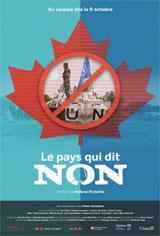 Le pays qui dit NON Movie Poster