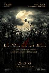The Hair of the Beast (Le poil de la bête) Movie Poster