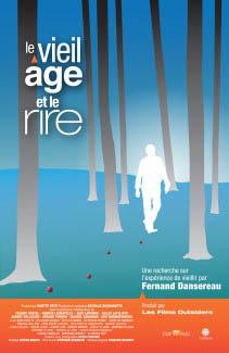 Le vieil âge et le rire Large Poster
