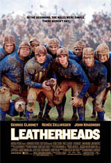 Leatherheads Movie Poster