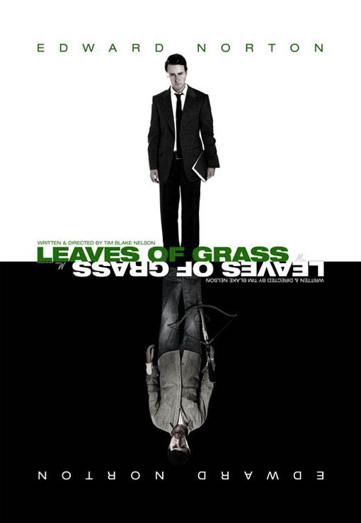 Leaves of Grass Large Poster
