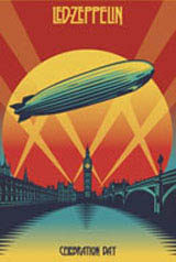 Led Zeppelin: Celebration Day Movie Poster
