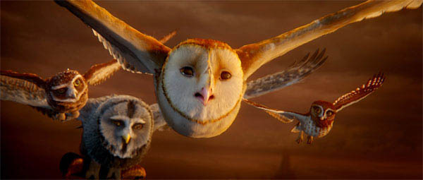 Legend of the Guardians: The Owls of Ga'Hoole - An IMAX 3D Experience (600X255)