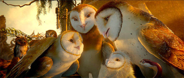 Legend of the Guardians: The Owls of Ga'Hoole - An IMAX 3D Experience (600X256)