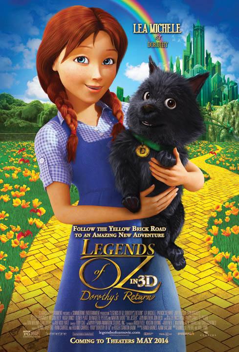 Legends of Oz: Dorothy's Return Large Poster