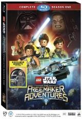 LEGO Star Wars: The Freemaker Adventures (Season One) Movie Poster
