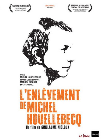 The Kidnapping of Michel Houellebecq Large Poster