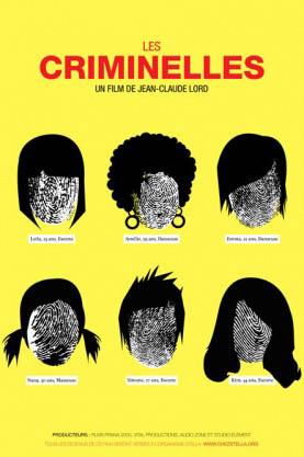 Les criminelles Large Poster