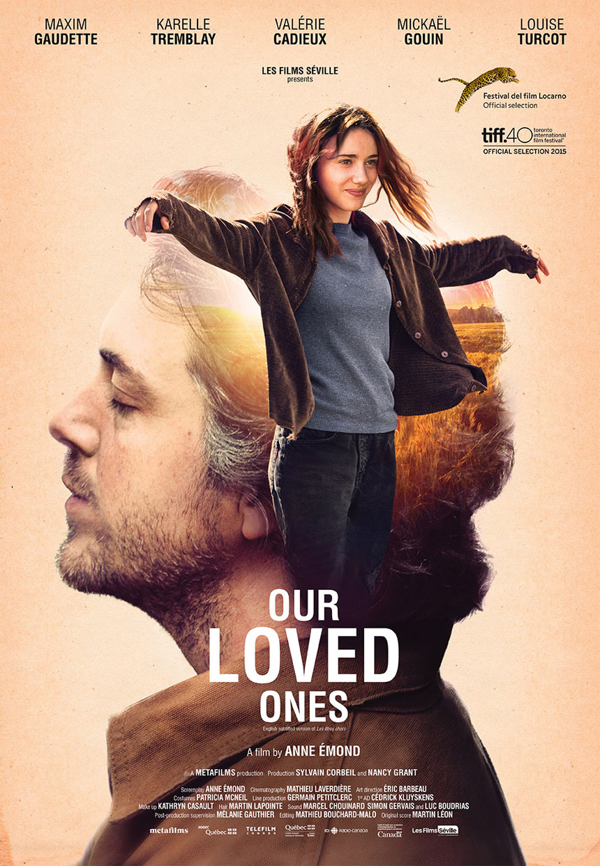 Our Loved Ones Large Poster