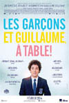 Les garcons et Guillaume, a table