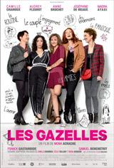 Les gazelles Movie Poster