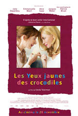 The Yellow Eyes of Crocodiles Movie Poster