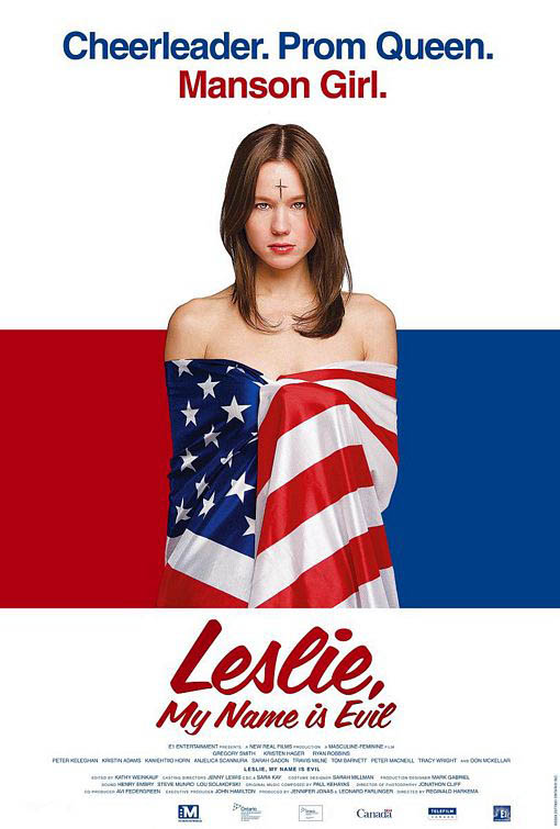 Leslie, My Name is Evil Large Poster