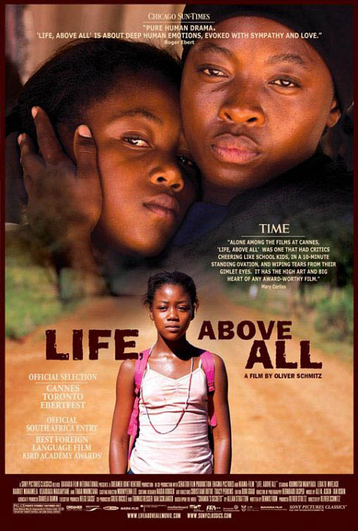 Life, Above All Large Poster