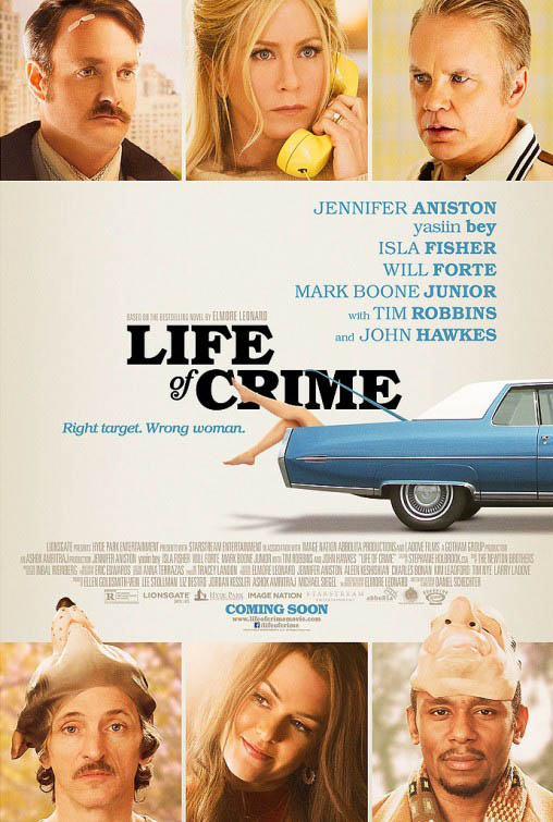 Life of Crime Large Poster