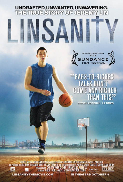 Linsanity Large Poster