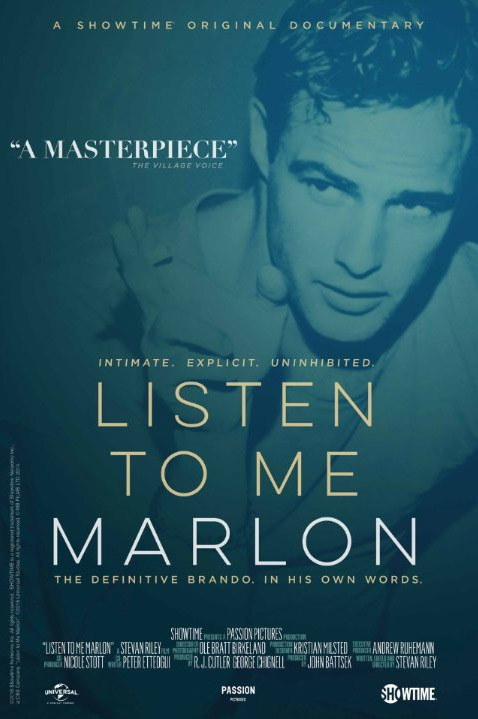 Listen to Me Marlon Large Poster