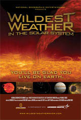 Live Planetarium Show Featuring Wildest Weather in the Solar System Movie Poster