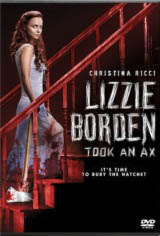 Lizzie Borden Took an Ax Movie Poster