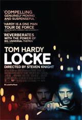 Locke Movie Poster