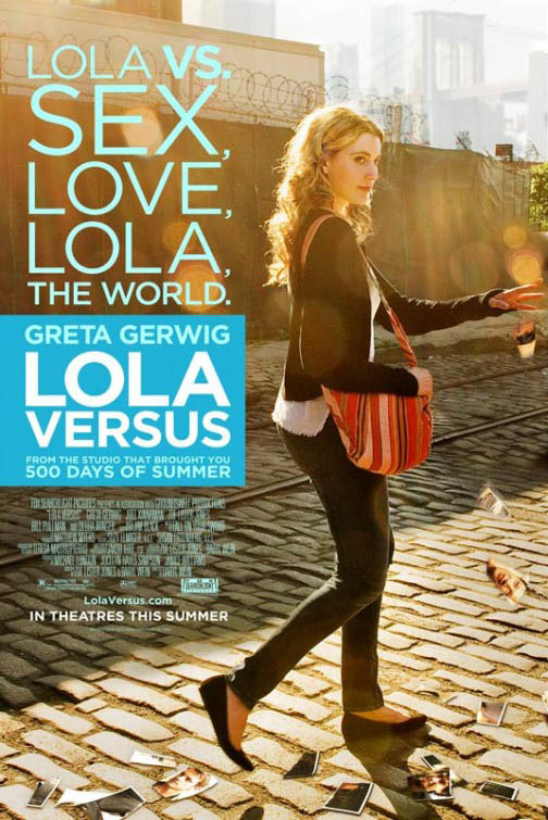 Lola Versus Large Poster