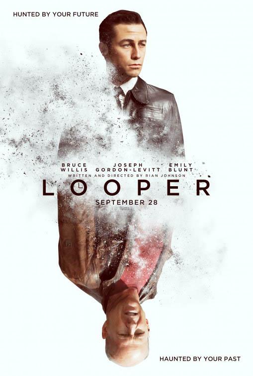 Looper Large Poster