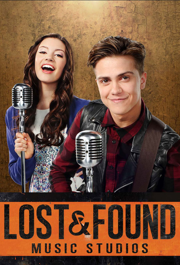 Lost & Found Music Studios (TV) Large Poster
