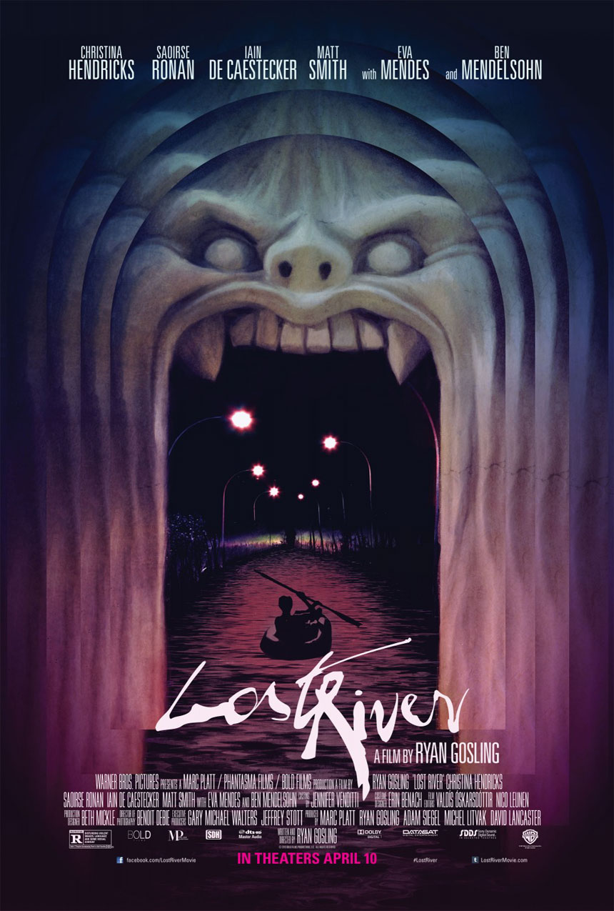 Lost River Large Poster