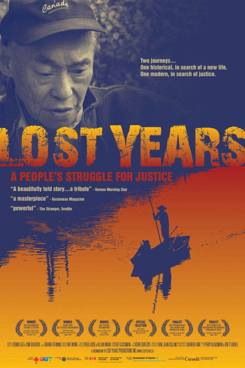 Lost Years: A People's Struggle for Justice Large Poster