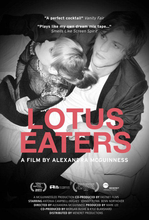 Lotus Eaters Large Poster